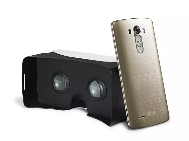 LG VR for G3眼镜