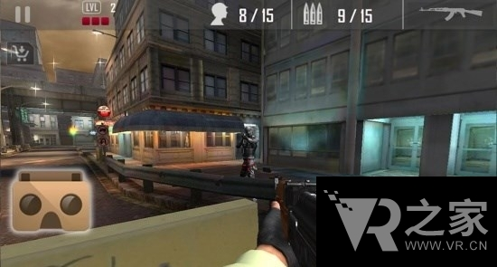 城市突击队射击VR(VR Urban Commando Shooting Pro)
