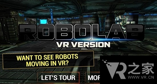 機器人實驗室VR(RoboLab VR : Science Fiction)