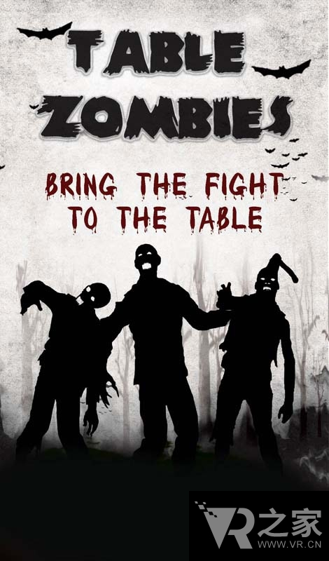 Table Zombies《桌面打僵尸》