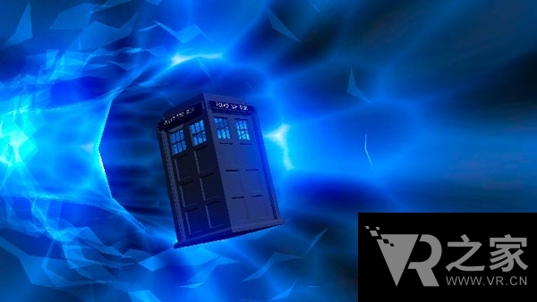 Doctor Who Time Tunnel