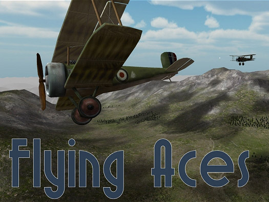飞行ACE(Flying Aces VR)