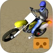 沙漠摩托车(VR Motorcycle Simulator )