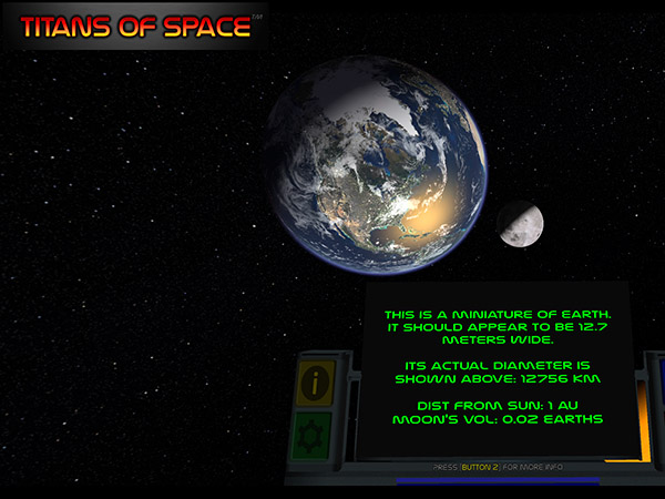 Titans of Space 3G版