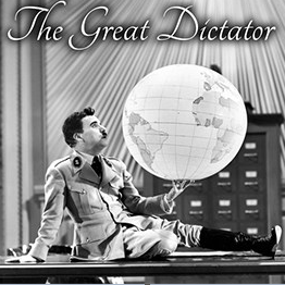 大独裁者-卓别林(The Great Dictator - Charlie Chaplin)
