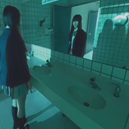 恐怖卫生间(Horror in the School Female Restroom)