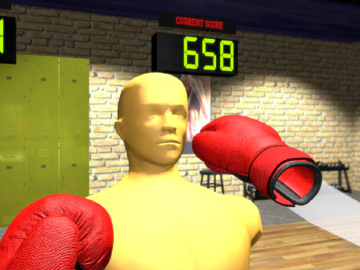 VR拳击训练(VR Boxing Workout)
