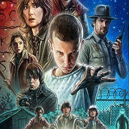 怪奇物语(Stranger Things)
