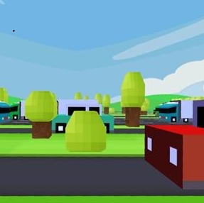 过马路Vr版(VR Crossy for Cardboard)