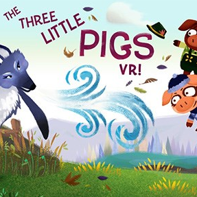 三只小猪VR(Three Little Pigs VR)