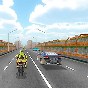 高速竞速摩托VR(VR Highway Speed Moto Ride)